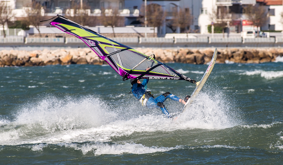 Windsurfer L'Escala